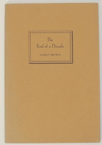 Norfolk, CT: New Directions, 1940. First edition. Softcover. Volume 1 Number 2 in the terrific Poet ...