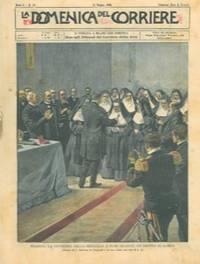 Consegna, a Modena, della medaglia a suor Celeste eroina di carit�.
