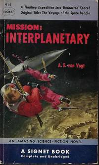 MISSION: INTERPLANETARY (vt - THE VOYAGE OF THE SPACE BEAGLE)