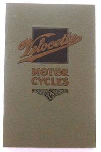 image of Velocette Motor Cycles 1928 Brochure