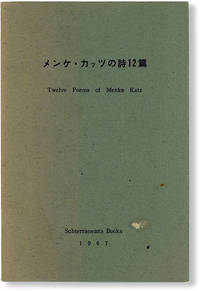 Twelve Poems of Menke Katz