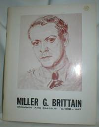 image of Miller G. Brittain; Drawings and Pastels, 1930-1967