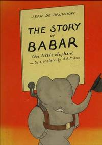 image of THE STORY OF BABAR -  the little elephant