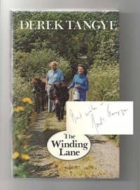THE WINDING LANE. Signed