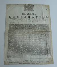 HIS MAJESTIES DECLARATION  to all his loving subjects, to preserve inviolable the securities by him given for moneys, and the due course of payments thereupon in the receipt of the Exchequer .