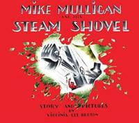 image of Mike Mulligan and His Steam Shovel: Board Book Edition