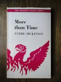image of More Than Time (Phoenix Living Poets)