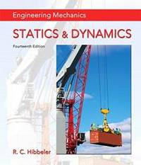 image of Engineering Mechanics: Statics & Dynamics plus MasteringEngineering with Pearson eText -- Access Card Package (14th Edition) (Hibbeler, The ... Statics & Dynamics Series, 14th Edition)