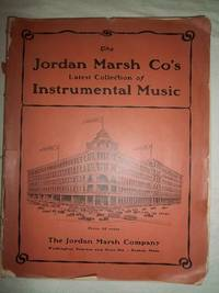 The Jordan Marsh Co.'s Latest Collection of Instrumental Music, Edition 56