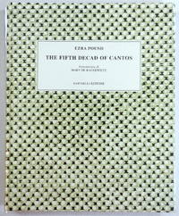 The Fifth Decad of Cantos. Siena - The Leopoldine Reforms