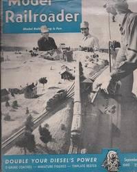 MODEL RAILROADER (SEPTEMBER, 1949) Vol. 16, No. 9