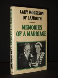 Memories of a Marriage [SIGNED]