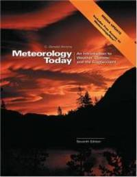 image of Meteorology Today (Media Update with MeteorologyNow and InfoTrac)