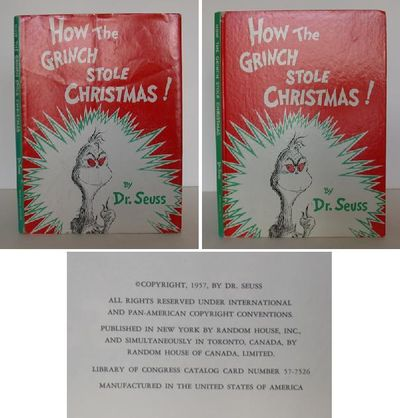 Random House, 1957. First Edition. Hardcover. Very Good/Very Good. Published in New York by Random H...