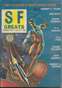 S. F. ( SF or Science Fiction ) GREATS: No. 21, Spring 1971