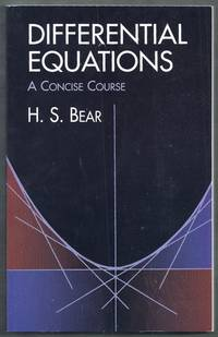 Differential equations. A Concise Course