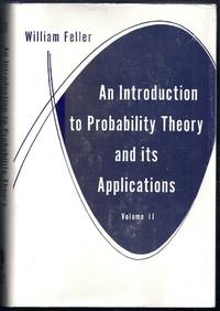 An Introduction to Probability Theory and its Applications. Volume II (2)