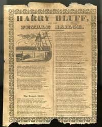 Harry Bluff and the Female Sailor [Broadside Ballad]