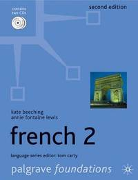 Foundations French 2 by Annie  Fontaine Lewis