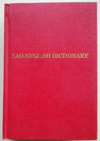 Lao-English Dictionary by Kerr, Allen D