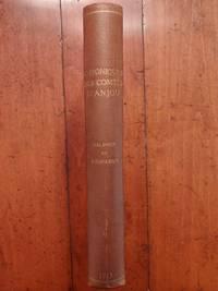 image of Chroniques des comtes d'Anjou