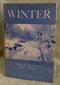 image of Winter: From The Journal of Henry David Thoreau