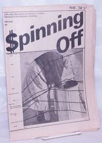 image of Spinning Off: a newsletter of women's culture presented by The Woman's Building February 1980