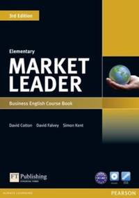 Market Leader 3rd Edition Elementary Coursebook & DVD-Rom Pack: Industrial Ecology