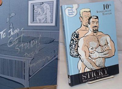 Berlin: Bruno Gmünder Verlag/Sticky Graphic Novels, 2016. Comic. unpaginated, explicit graphic gay ...