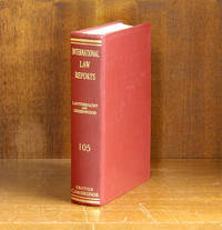 International Law Reports. Volume 105 (1997)