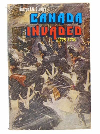 Toronto: A.M. Hakkert Ltd, 1973. First Edition. Hard Cover. Very Good/Good. First edition. Edges lig...