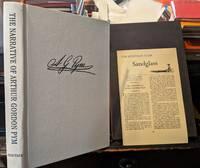 The Narrative Of Arthur Gordon Pym by Edgar Allan Poe - 1957