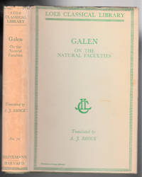 Galen: on the Natural Faculties