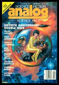 image of ANALOG - Science Fiction Science Fact - Volume 110, numbers 1 and 2 - January 1990 - Sixtieth Anniversary Double Issue