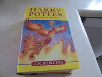 HARRY POTTER AND THE ORDER OF THE PHOENIX by J. K. Rowling - 2003