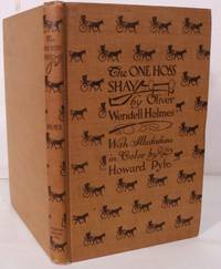 The One Hoss Shay With its Companion Poems by Oliver Wendell Holmes