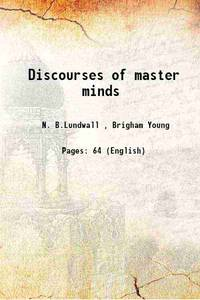 Discourses of master minds 1950