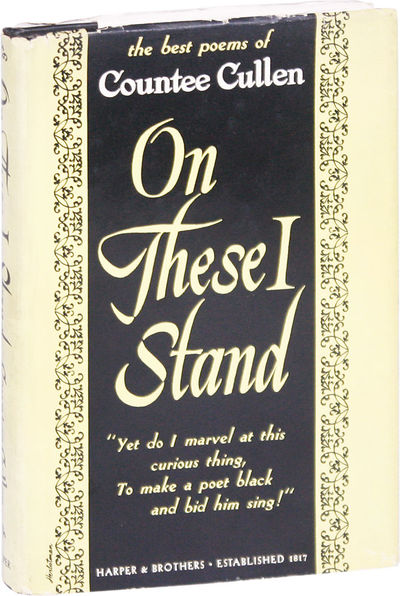 New York: Harper and Brothers, 1947. First Edition. First Printing. Octavo (21cm); publisher's code ...