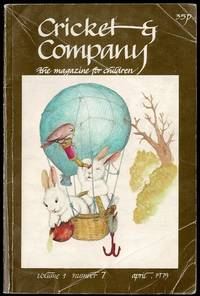 image of Cricket & Company: The Magazine for Children Volume 1 Number 7 April 1975