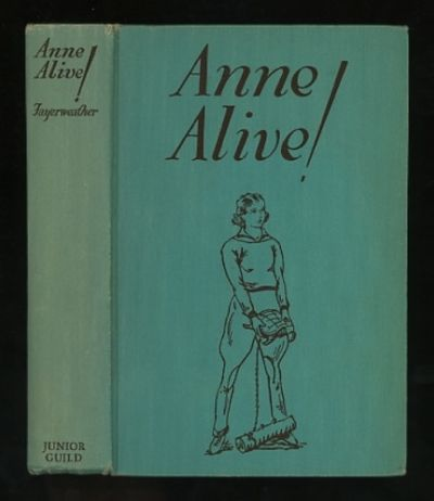 New York: The Junior Literary Guild / Robert M. McBride & Company. Very Good. 1933. First Edition. H...