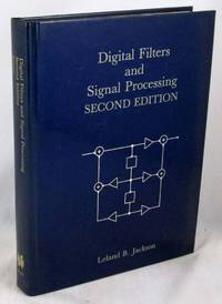 image of Digital Filters and Signal Processing