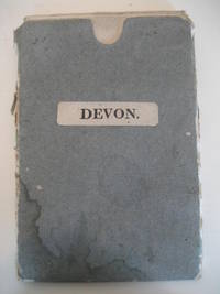 A New Map of the County of Devon Divided into Hundreds