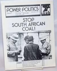 image of Power politics. Number 6 (June-July, 1974)