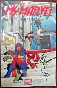 Ms. Marvel: Generation Why, Volume 2 (SIGNED)