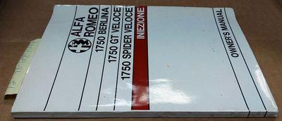 Milano: Alfa Romero Pubblicazione. Booklet; G+ paperback; White spine w/o text; Covers have crease o...