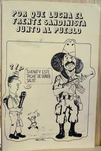 image of Por Que Lucha El Frente Sandinista Junto Al Pueblo