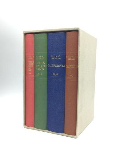 Nieuwkoop: B. de Graaf, 1972. Hardcover. Near fine. Facsimiles of Margaret Fuller's Summer on the La...