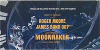 image of Moonraker (Original film program for the 1979 film)