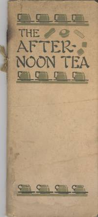 : The Buzza Company, 1929. Tall, stapled and cord-sewn booklet (26 x 11 cm.), pages, including blank...