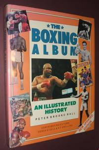 image of The Boxing Album: an Illustrated History